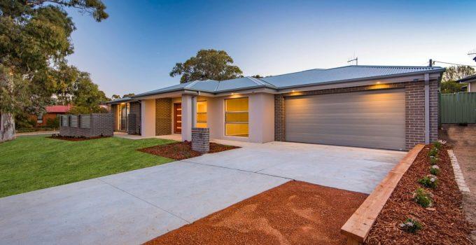 contoh desain rumah terbaru