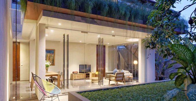 49 Contoh Desain Rumah Tropis Mewah Dan Elegan