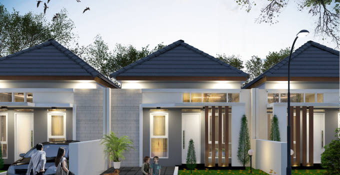 49 Contoh Desain Rumah Type 45 Minimalis Dan Modern