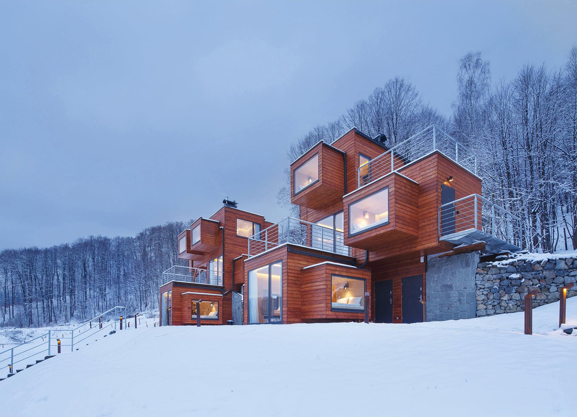 49 Contoh Desain Rumah Modern Minimalis