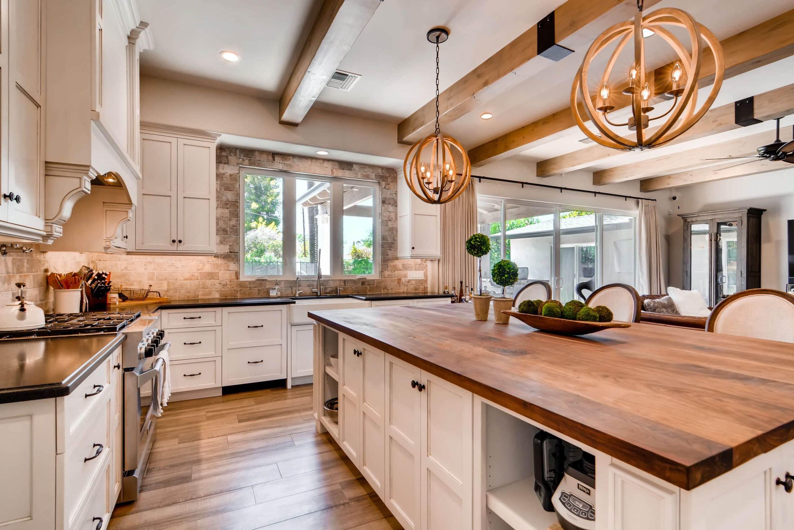 40 Contoh Desain Dapur Yang Bagus Mewah Dan Simpel