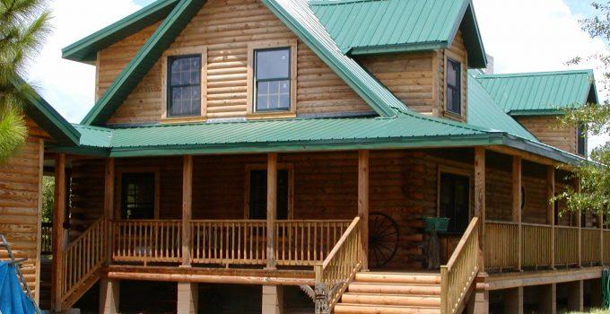 Contoh Desain Rumah Panggung Terbaru