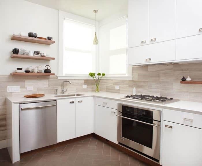 45 Contoh Desain Dapur Sempit Minimalis