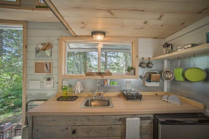Dapur Kayu Cream Back to Nature