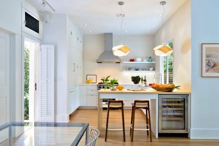 Dapur Model C Full Kabinet