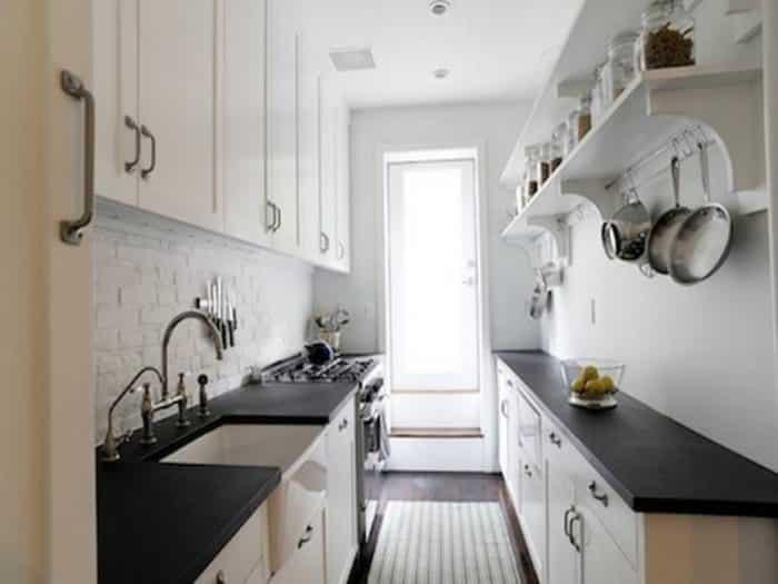 Dapur Panjang Model U