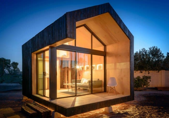 Desain Glass House