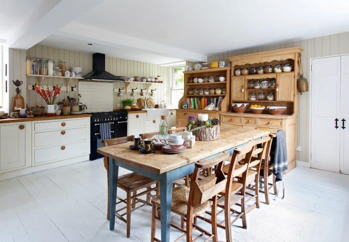 Contoh Desain Dapur Villa (dengan Konsep Yang Cantik)