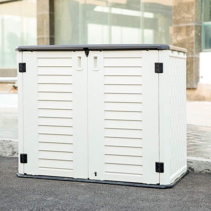 Kotak Penyimpanan Putih
