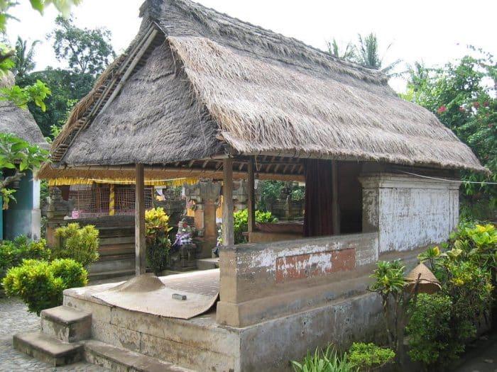 Rumah Bali Kuno