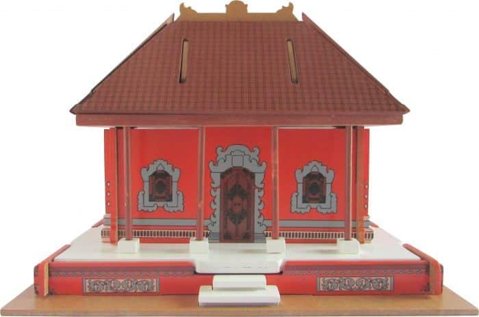 Rumah Bali Oranye