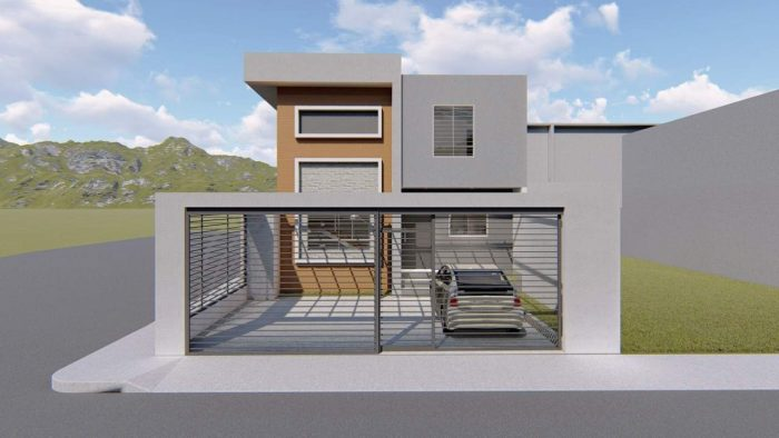 Rumah Bentuk 70
