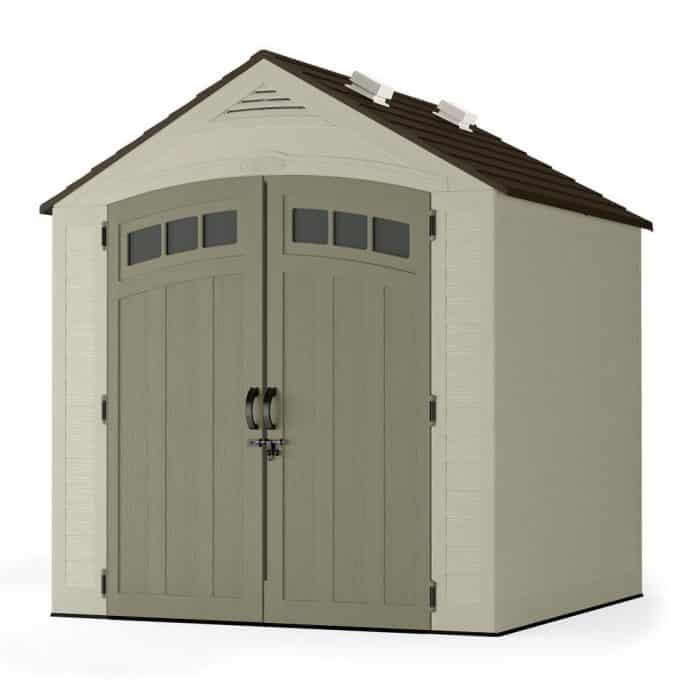 Rumah Dengan Gerbang Pintu