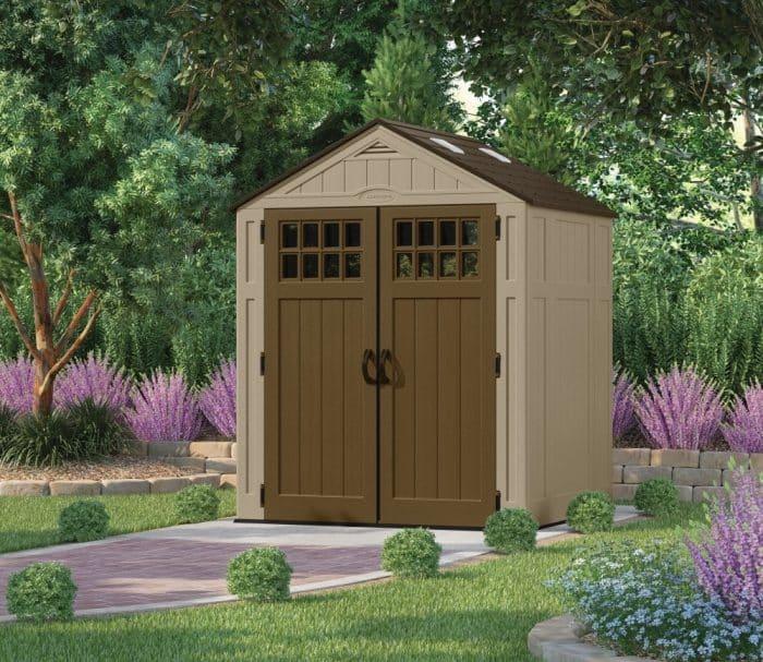 Rumah Genset Taman
