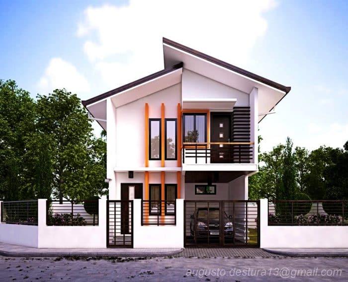 Rumah Kontemporer Minimalis