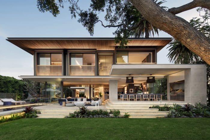 49 Contoh Desain Rumah Tampak Depan Terlengkap