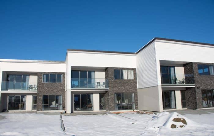 Rumah Mewah Tiga Bangunan