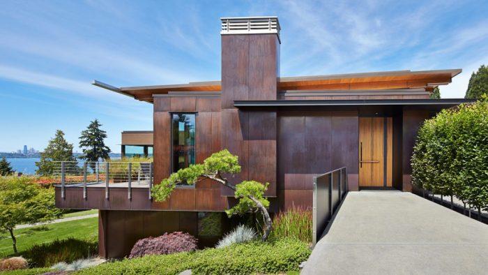 Rumah Modern Kayu