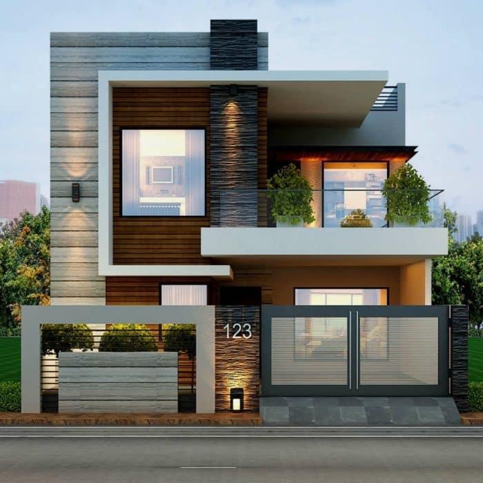 Rumah Modern Sederhana Minimalis