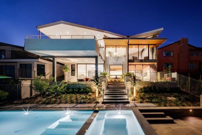 Rumah Modern Terbuka