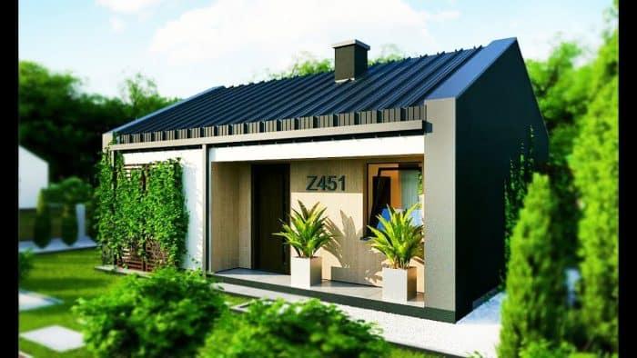 Rumah Modern Tipe 35