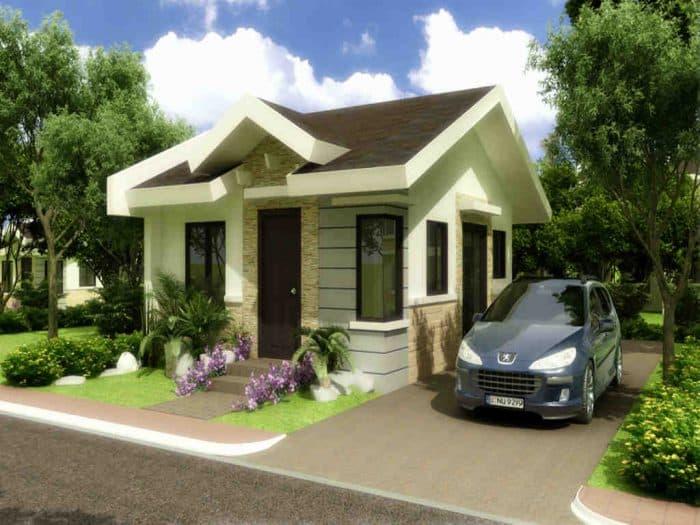 Rumah Sederhana Desain Simple