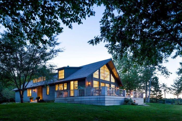 Rumah hijau modern minimalis