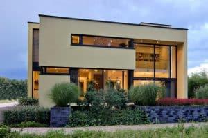 rumah minimalis 2 lantai dengan lahan luas - thegorbalsla