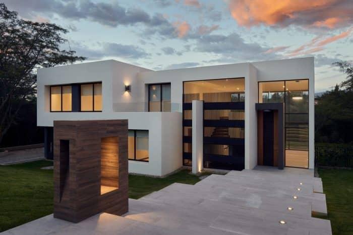 Rumah unik modern dan elegan ala Eropa