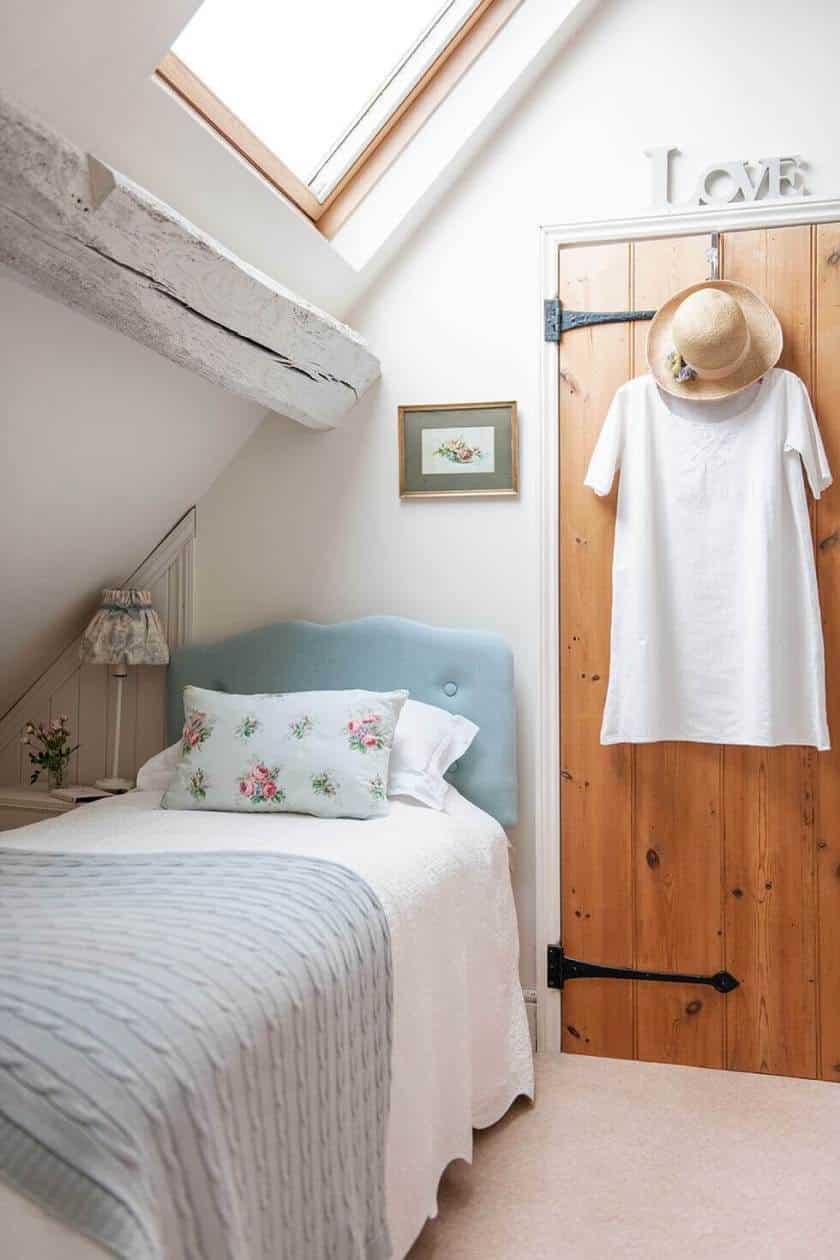 Desain Interior Kamar Tidur untuk Ruang Sempit