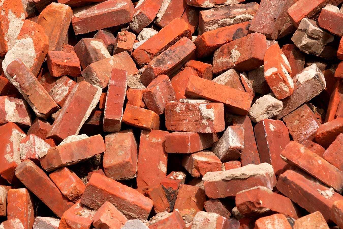 Pecahan batu bata - Thegorbalsla