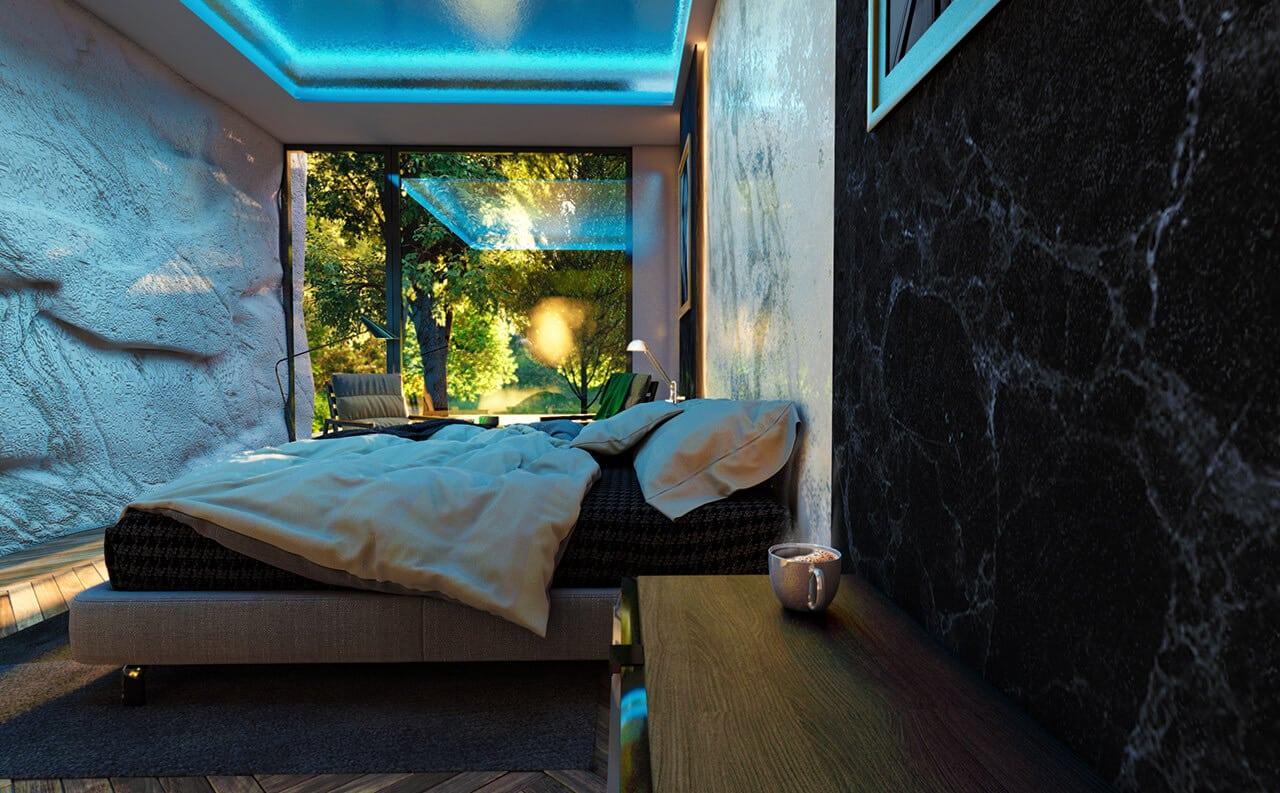 45 Contoh Desain Kamar Tidur Unik Dan Menarik Thegorbalsla