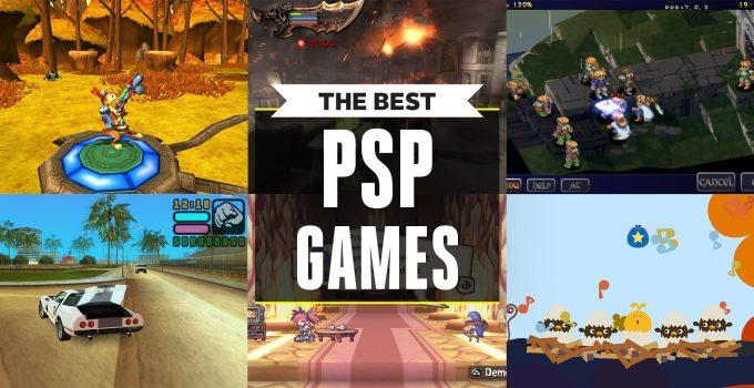 10 Game Psp Terbaik Sepanjang Masa Tak Boleh Terlewatkan